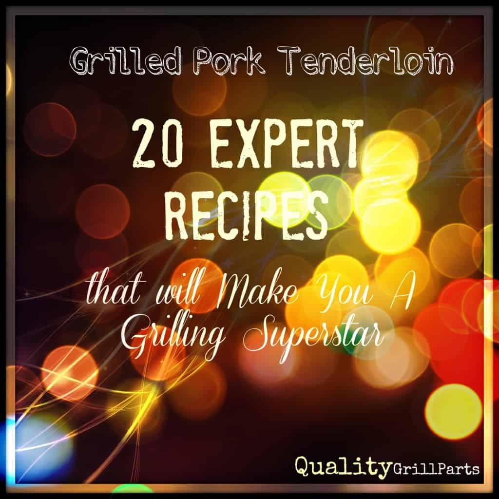 Grilled Pork tenderloin graphic