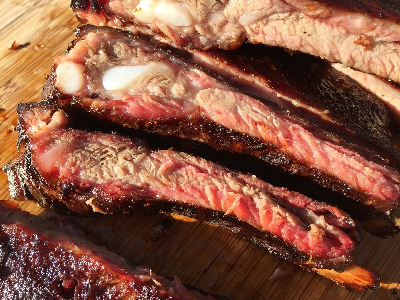 Weber Gas Grill Parts >> Smoked Ribs: The Ultimate Guide for Pork Ribs!