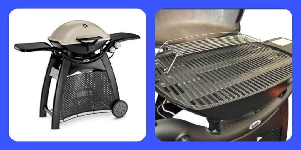Weber Gas Grill Parts >> Weber Q3200 Review: Compared to the Q2200 and Spirit II 210