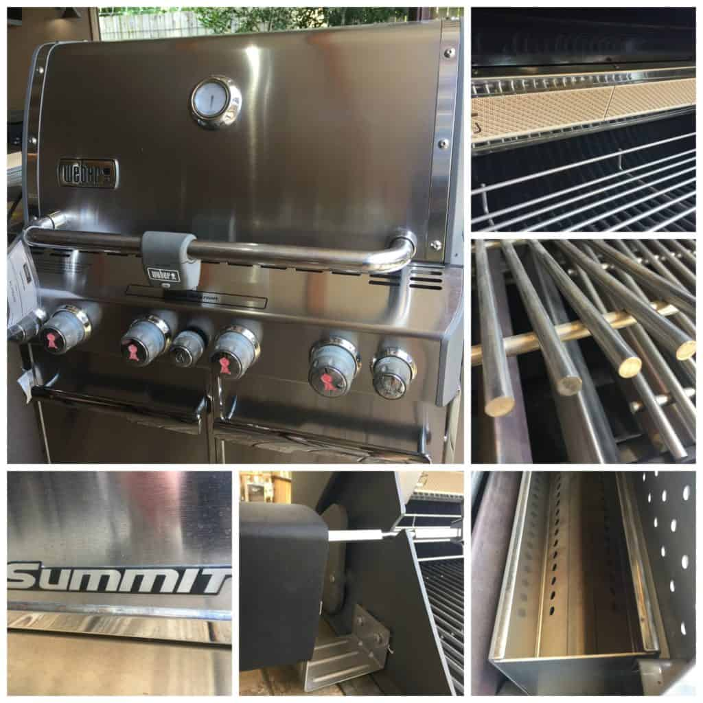 Weber Summit S 460 Built In Natural Gas Grill Review