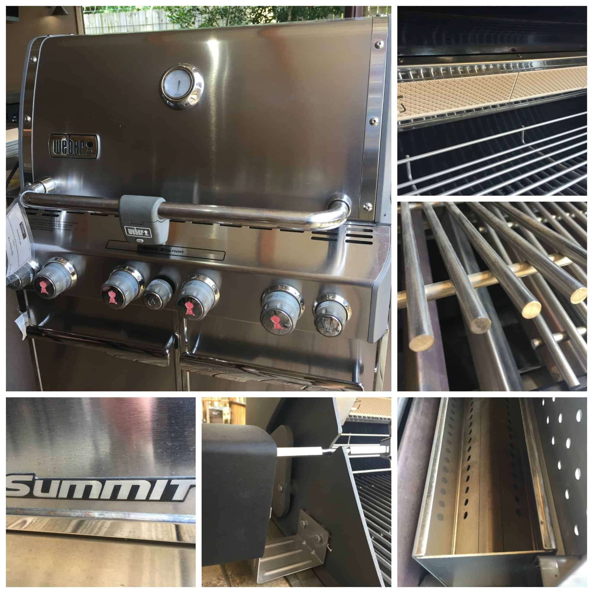 Weber Gas Grill Parts >> Weber Summit S 460 Built In Natural Gas Grill Review